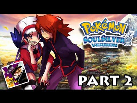 [KZO-G]Pokemon Soul Silver ป่วยแล้วยังจะเล่นเพราะมันอยู่ไม่ได้ [Part 2]