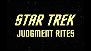 PC Longplay [505] Star Trek: Judgment Rites