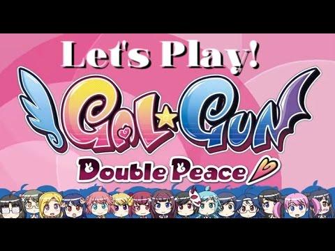 "Let's Play! Gal*Gun: Double Peace: Ep. 6 - ""SHUT IT DOWN"" |"