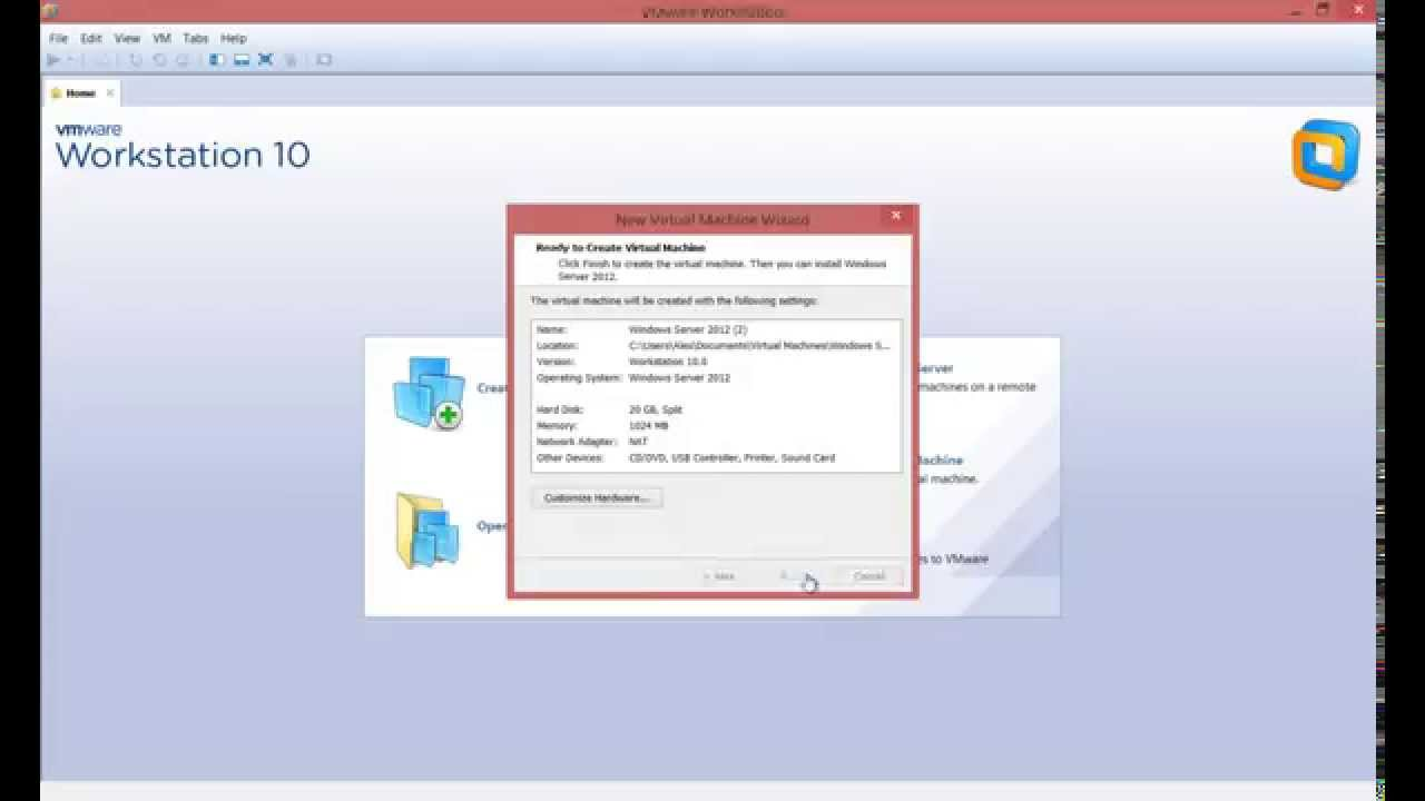 How to Create Virtual Machine and Install Guest OS using VMware