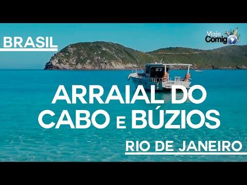 ARRAIAL DO CABO E BÚZIOS - RIO DE JANEIRO | VIAJE COMIGO 151 | FAMÍLIA GOLDSCHMIDT
