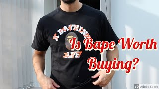 Is Buying Bape Worth It? - A Bathing Ape T-Shirt Review