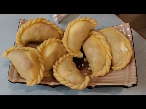 how to make curry puff