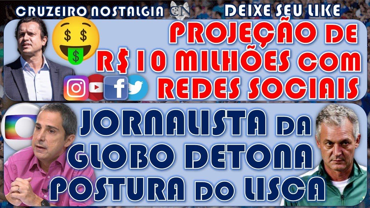 """JORNALISTA DETONA LISCA: """"EXTRAPOLOU O LIMITE"""" 🔥 PROJEÇÃO DE ATÉ R$10 MILHÕES COM AS REDES SOCIAIS 🤑"""
