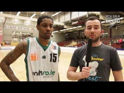 Chemnitz 99 - Saison 13/14 - 9 - Interview mit Brandon Robinson