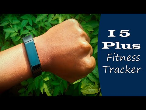 I5 Plus -A Budget Fitness Tracker