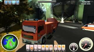 Lets Play ABCSchutz-Simulator German-HD #023 - Tag 23 Leiter rauf und runter