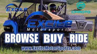 Excite Motor Sports Browse Buy Ride NEW TV  15 sec ONLINE 2020