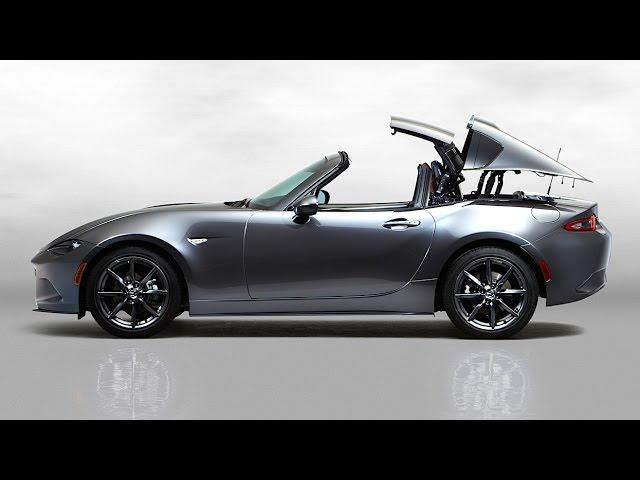 Mazda Miata Convertible Or Targa Roof 2017 Mazda Mx 5 Rf Tech Review 1 Of 3