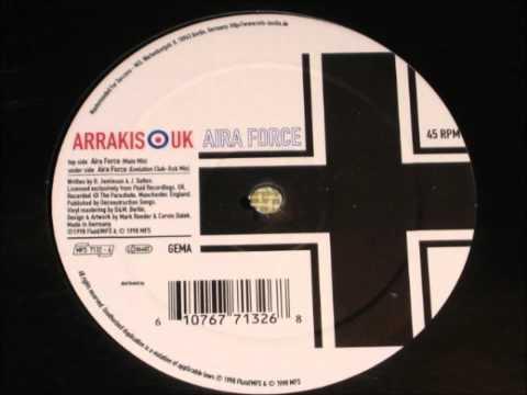Arrakis - Aira Force (Main Mix) [1998]