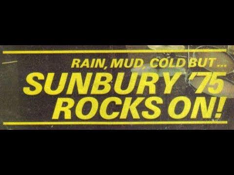 Celebrating Deep Purple's 1975 Sunbury Festival Appearance