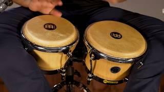 MEINL Percussion Latin Styles on Bongos - FWB400NT