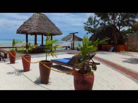 Mnarani Beach Cottages On Zanzibar