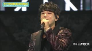 黃致列 황치열 Hwang Chi Yeul 2016 SEOUL FM 精製中字2 隨落葉離去的愛情+ Talk1