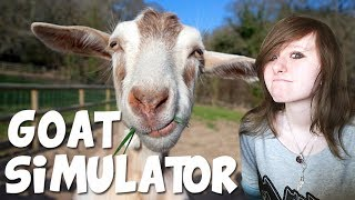 NAJBARDZIEJ ZDERPIONA KOZA! (Goat Simulator)