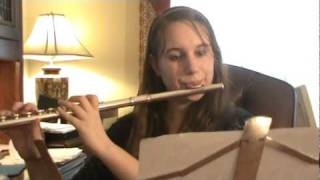 Who Says by Selena Gomez on Flute. requested by KPJayFether