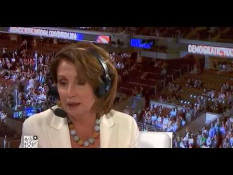 """Nancy Pelosi: Hillary Clinton Struggles With White Men Because Of """"Guns, Gays, And God"""""""