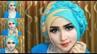Hijab Wisuda Hijab Pesta Hijab Kondangan Hijab Simple Tanpa Banyak Jarum Mp4b Youtube