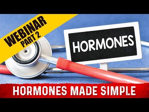 Hormones Made Simple (Part 2) Webinar