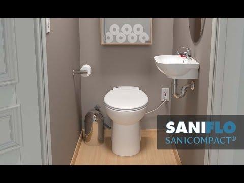 How Saniflo Sanicompact Works You