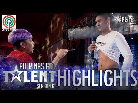 PGT 2018 Highlights: Vice Ganda, binilang ang abs ni Jervy
