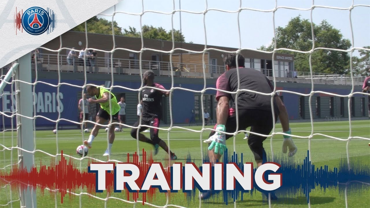 Today's training session! 🌞