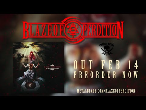 "Blaze of Perdition ""With Madman's Faith"" (OFFICIAL)"