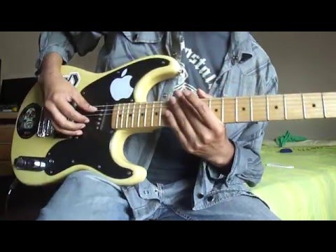 LESSON(((Meet Me in the City - Junior Kimbrough )))) LESSON mp3