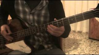 Melvins - Sky Pup (BASS COVER)
