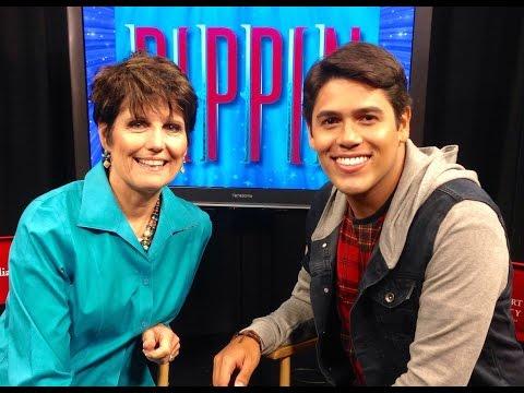 Lucie Arnaz - Pippin Interview HD