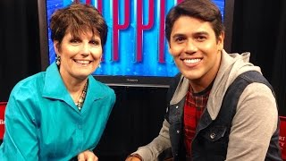 Lucie Arnaz - Pippin Interview HD