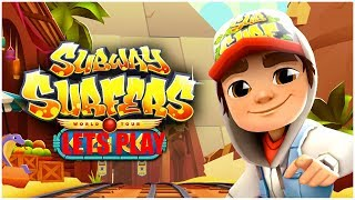 SUBWAY SURFERS Gaming Video