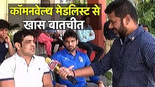 EXCLUSIVE :Vikrant Gupta Interview With 15 Commonwealth Games Medallists | Sports Tak