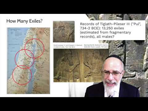 13. The Ten Lost Tribes Of Israel (Jewish History Lab)