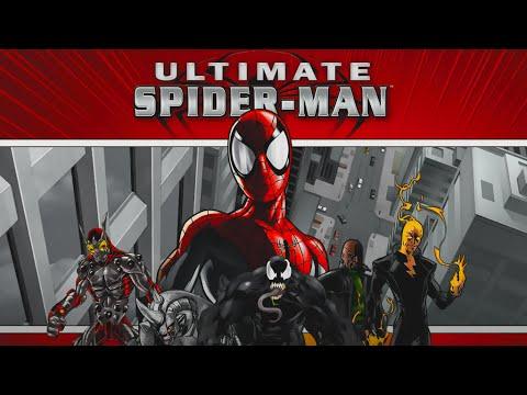 прохождение игры ultimate spider-man