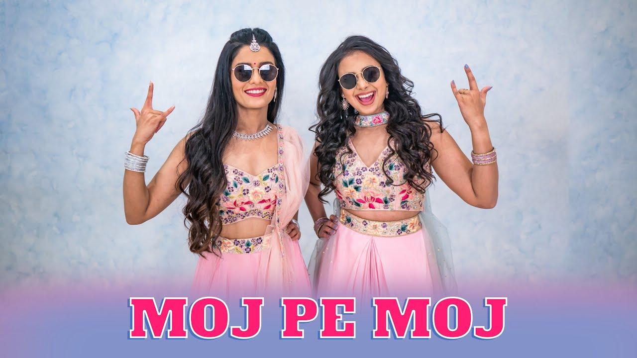 Moj Pe Moj | MOJ App | Team Naach Choreography