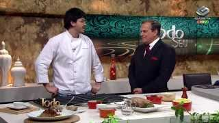 Todo Seu - Mestres da Gastronomia - Guilherme Tse Candido - Gazeta - 29/07/13