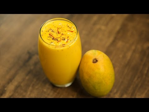 How To Make Kesar Mango Lassi | Mango & Saffron Lassi Recipe | Summer Recipes | Neelam Bajwa