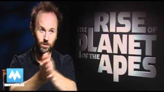 Rupert Wyatt - Rise Of The Planet Of The Apes - Behind The Scenes