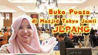 Buka Puasa di Masjid Tokyo Jamii, Jepang