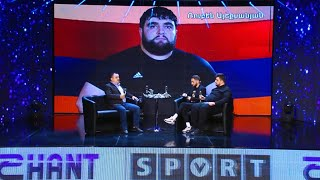 Sport Club 27 մաս 1 - Կարեն Գիլոյան 10 լավագույն մարզիկներ