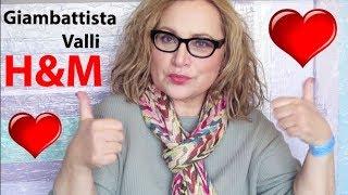 Что урвала в H&M? Столпотверения не было, но все раскупили! Giambattista Valli x H&M Haul Шоппинг