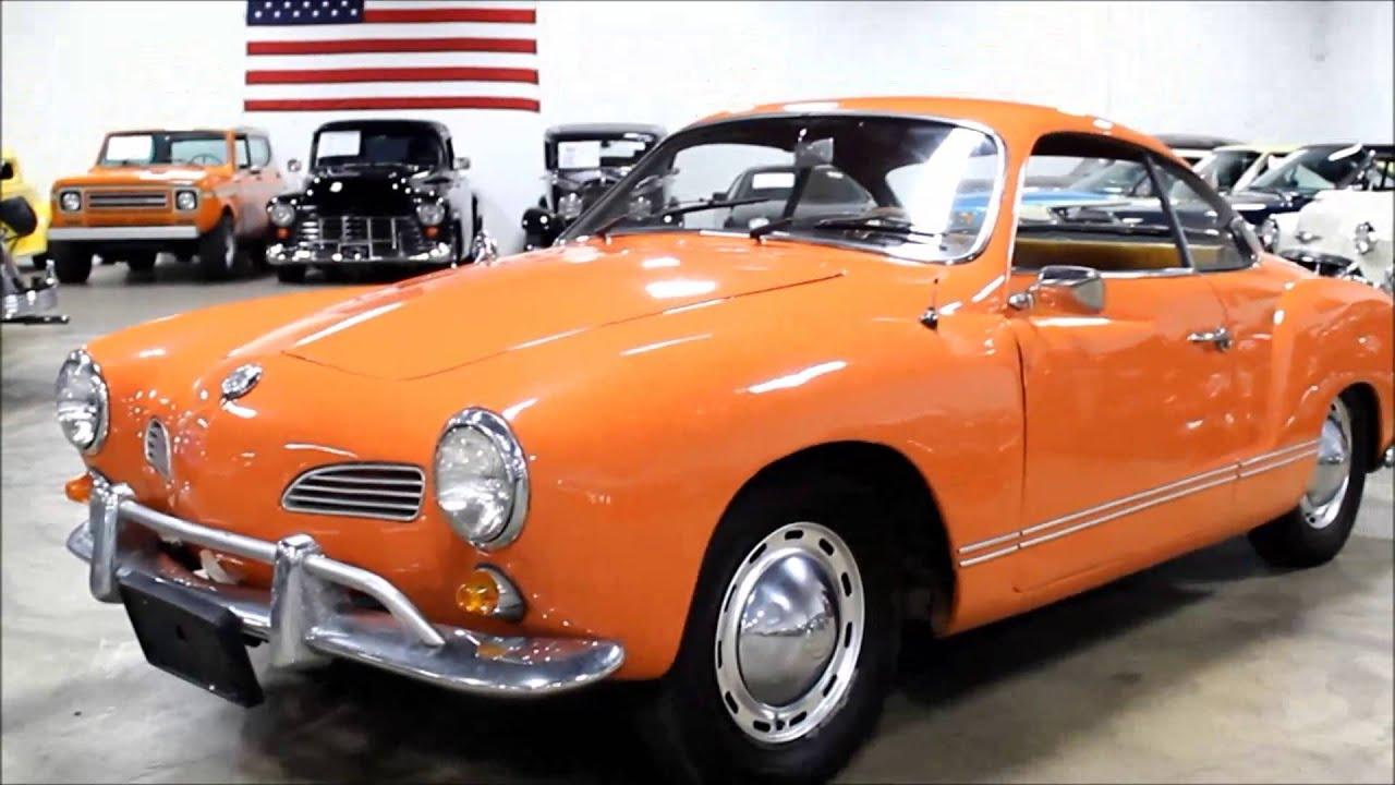 40290af29d06a3 1964 Volkswagen Karmann Ghia - YouTube