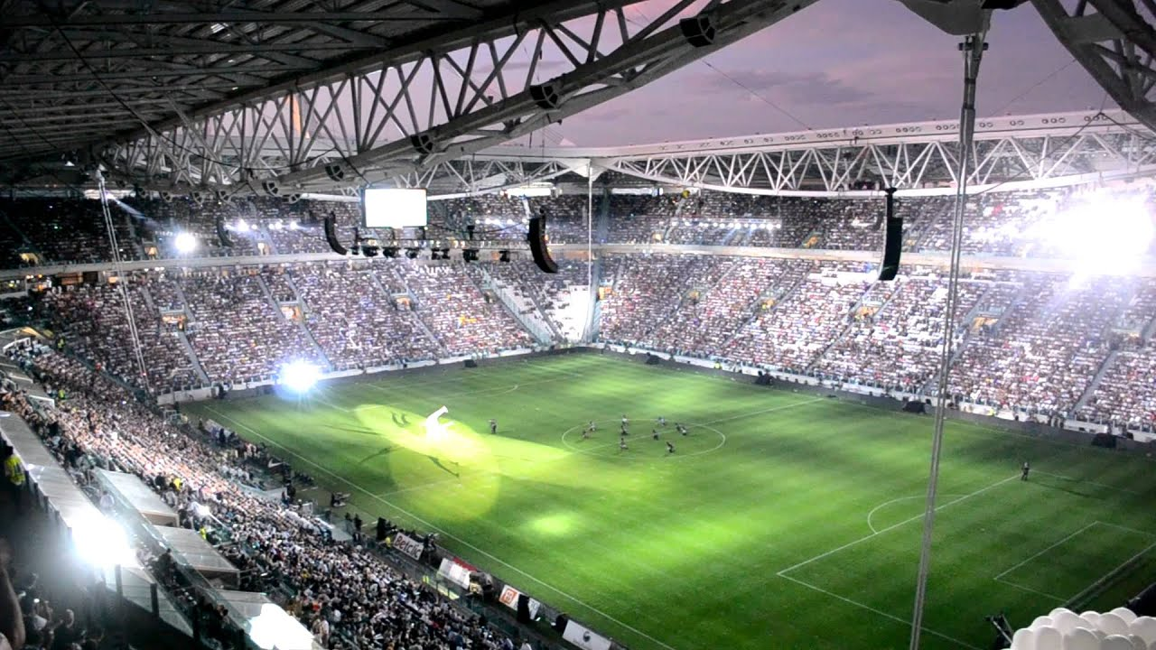 intro opening ceremony juventus stadium youtube. Black Bedroom Furniture Sets. Home Design Ideas