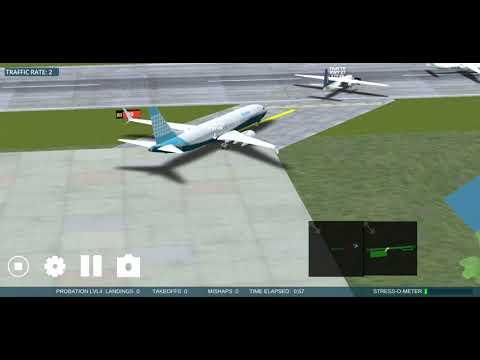 Airport Madness 3D volume 2 or v2 Crash |