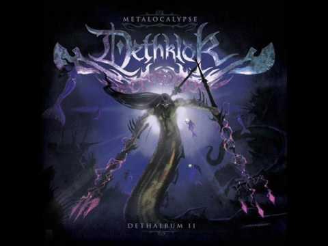 Dethklok-Volcano (Dethalbum II) HQ with lyrics