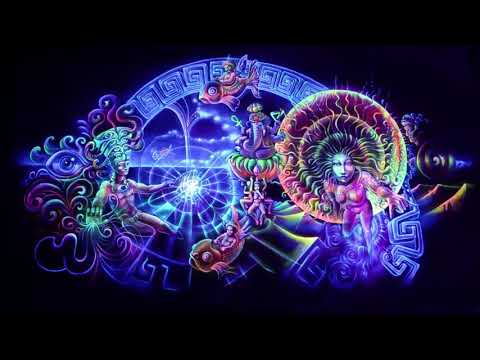 VIRTUAL LIGHT - Live Set@The Hive - Mo:Dem Festival 2017 [Psychedelic Trance]