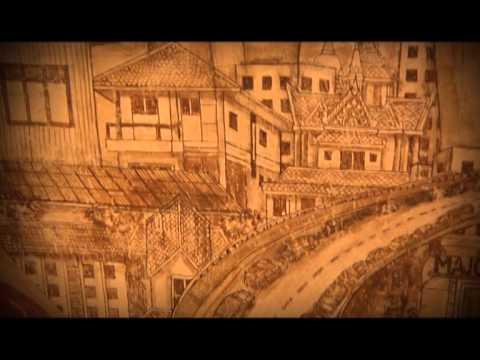 """รายการ Daradaily Art Show นิทรรศการ """" พุทธศิลป์อีสาน 2 โดย ศิลปิน ทรงฤทธิ์ เหมือยพรม"""