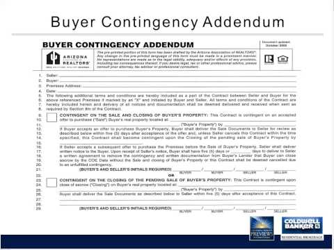 Ask the Broker  Lead Based Paint DisclosureBuyer Contingency