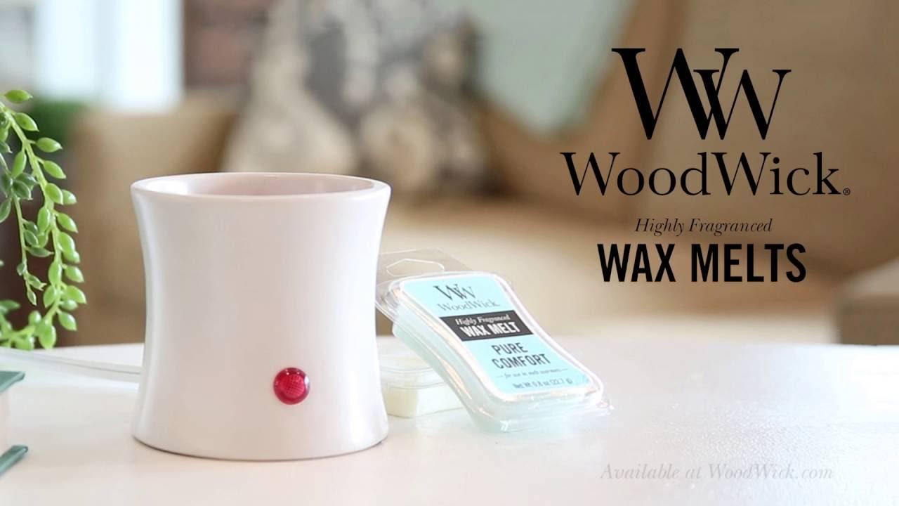 Wax Melts Brander.Woodwick Wax Melts Youtube
